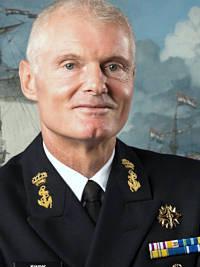 Rob Kramer wird neuer Marinechef (Foto: niederl. Marine)