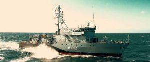 Minenjagdboot Klasse 332 'Sulzbach-Rosenberg' (Foto: Deutsche Marine)