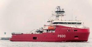 neues Polarforschungsschiff 'L'Astrolabe' (Foto: franz. Marine)