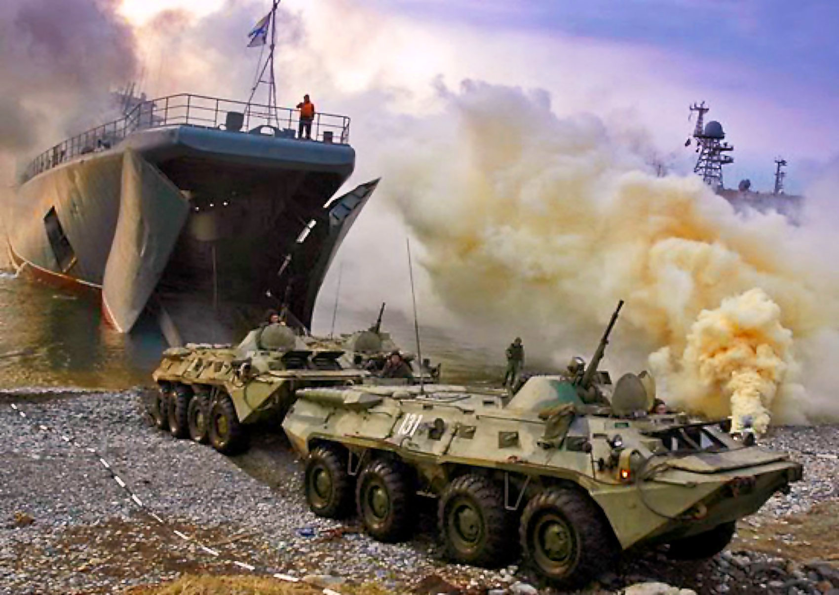 """""""Globale Seemacht"""" – oder Randmeer-Marine? - Russlands Marine zwischen Anspruch und Realität"""