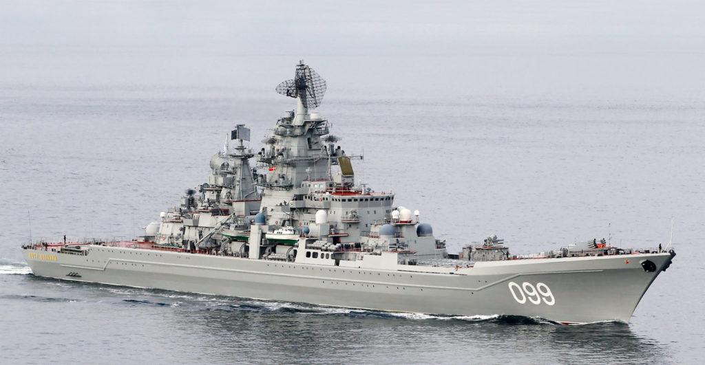 """""""Globale Seemacht"""" – oder Randmeer-Marine? — Russlands Marine zwischen Anspruch und Realität"""